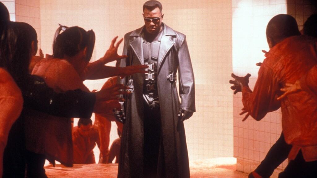 «Un hombre negro creó el actual mundo de superhéroes, esa es la verdad». El director del reboot de 'Blade' reivindica el legado de Wesley Snipes
