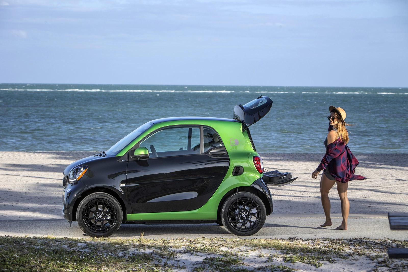 Foto de smart fortwo Electric Drive, toma de contacto (270/313)