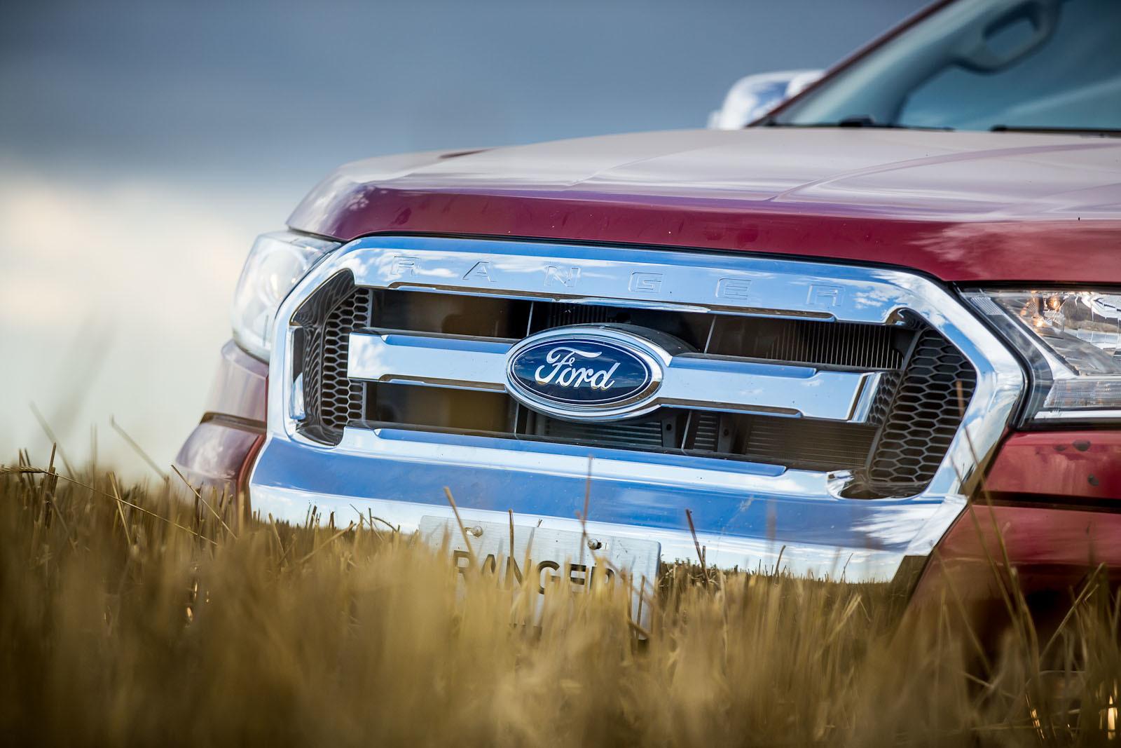 2017 Ford Ranger >> Ford Ranger 2017 (3/13)