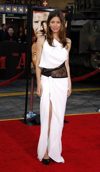 El mejor look de Jessica Biel en mucho tiempo, vestida de Emilio Pucci I
