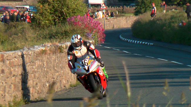 IOMTT 2008, Michael Dunlop