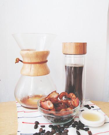 ¿Café con sabor a tocino?, existe y se llama Maple Bacon Deluxe Smoked Coffee