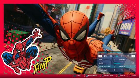 Así funciona el modo foto de Marvel's Spider-Man: fotos espectaculares y efectos para no aburrirse