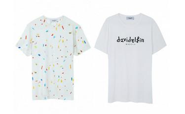 David Delfin nos trae nuevas prendas para esta primavera-verano 2013