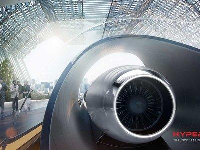 De Bratislava a Brno (130 km) en 10 minutos: HTT reafirma la apuesta por Europa con un nuevo trayecto para el hyperloop
