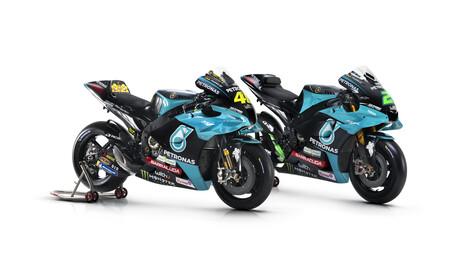 Petronas Yamaha Rossi Motogp 2021