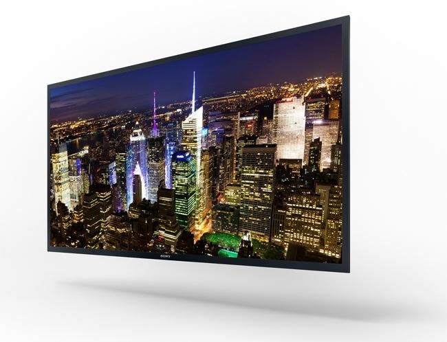 4K y OLED en el televisor de Sony