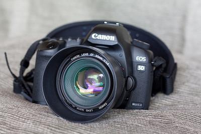 Canon 5D Mark II, ¿la reina de la fotografía de stock?