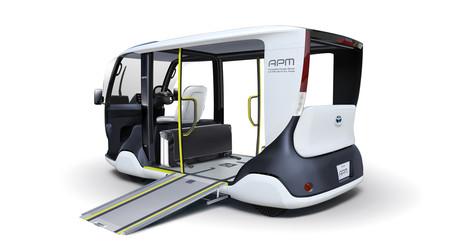Toyota Apm Electrico Juegos Olimpicos Tokio 2020