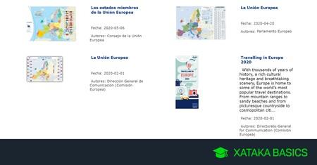 Cómo conseguir mapas impresos de la Unión Europea gratis o por menos de un euro por ser ciudadano europeo