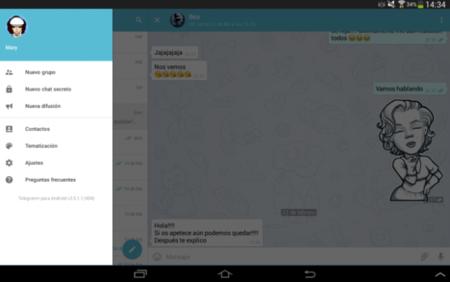 De los desarrolladores de WhatsApp Plus llega Telegram+