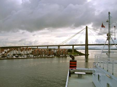 Paseo en barco Stavanger