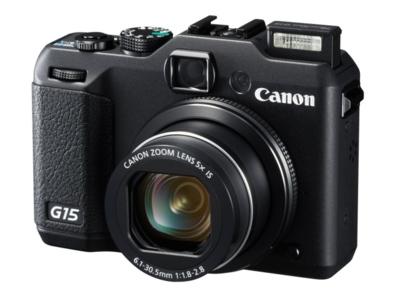 La Canon PowerShot G15 resiste entre las compactas clásicas