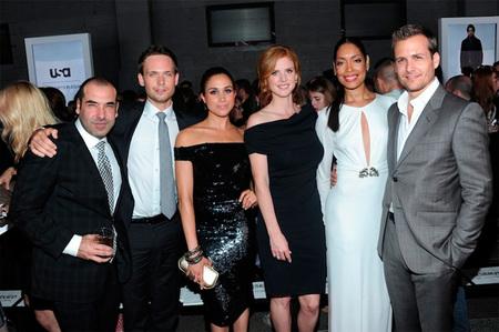 Alegría en Pearson Hardman: 'Suits' tendrá tercera temporada