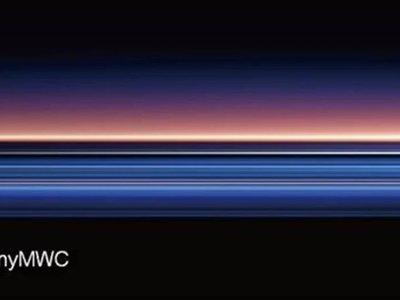 Sony en MWC19 (MWC 2019): presentación oficial en directo y en vídeo