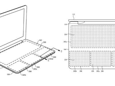 En el futuro Apple podría reemplazar el teclado de los MacBook por una pantalla táctil