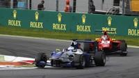 Carmen Jordá se pierde las dos últimas citas de la GP3 en Sochi y Abu Dabi