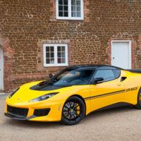 Lotus Evora Sport 410, cuando tener menos te ofrece más