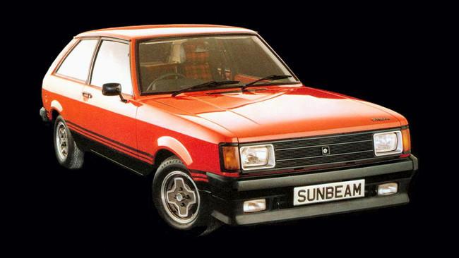 Talbot Sunbeam 1.6 TI
