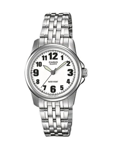 Por sólo 22,35 euros podemos hacernos con este reloj de pulsera para mujer Casio LTP-1260PD en Amazon