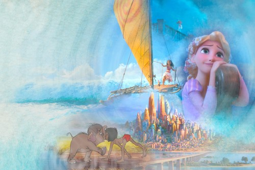 'Animazén': una relajante experiencia sensorial de Disney+ que quiere rendir homenaje a los artistas de sus películas animadas