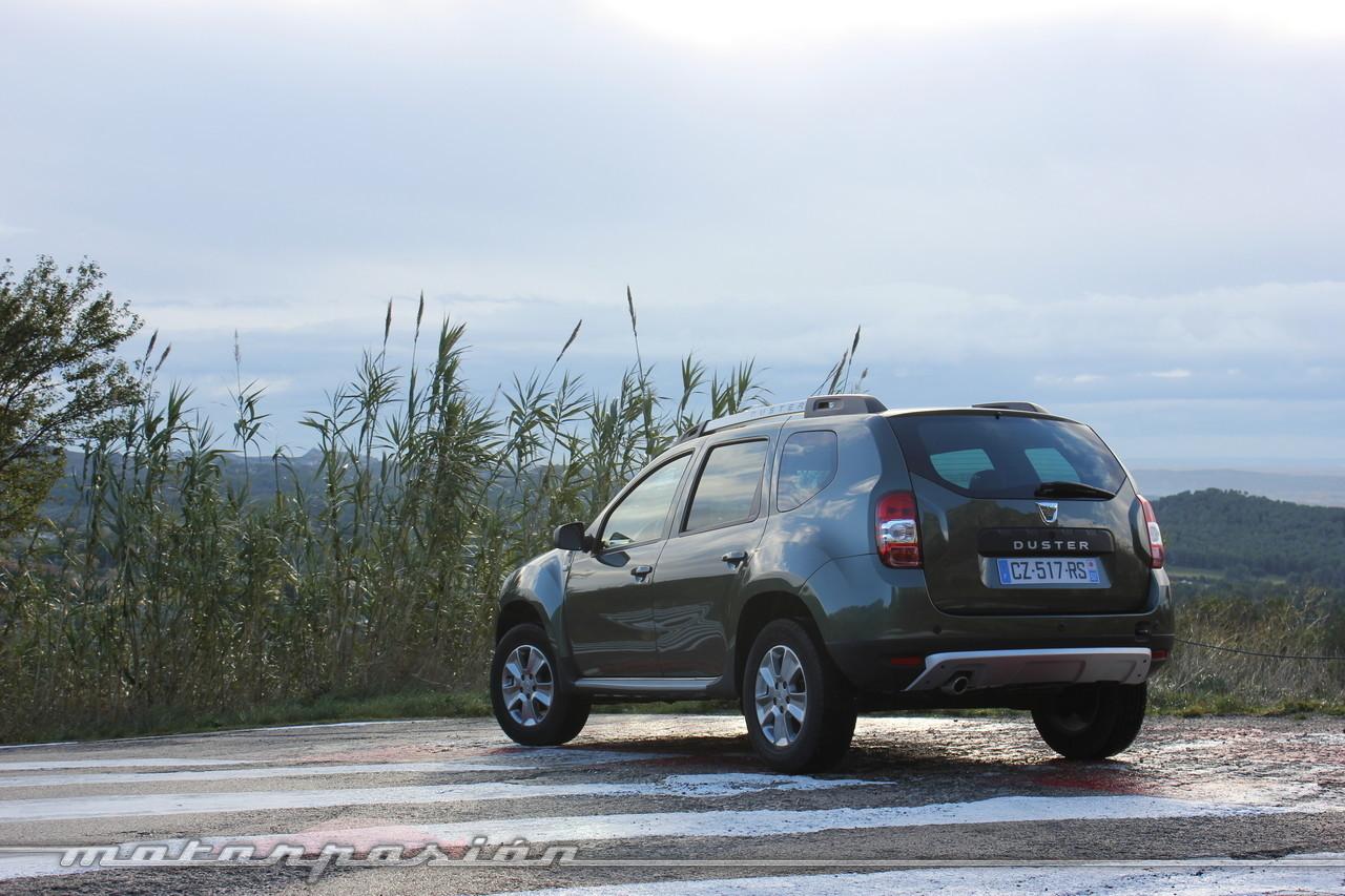 Foto de Dacia Duster 2014 - presentación (2/59)