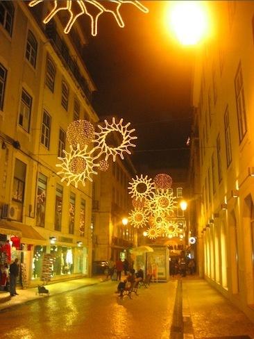 Foto de Lisboa en Navidad (5/8)