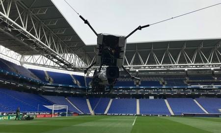 4K HDR, Big Data y experimentos con VR: LaLiga muestra todos sus avances tecnológicos para retransmitir partidos