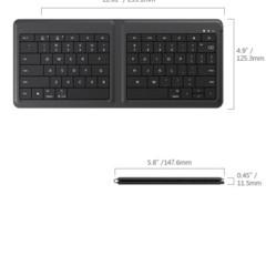 Foto 2 de 6 de la galería microsoft-universal-foldable-keyboard en Xataka