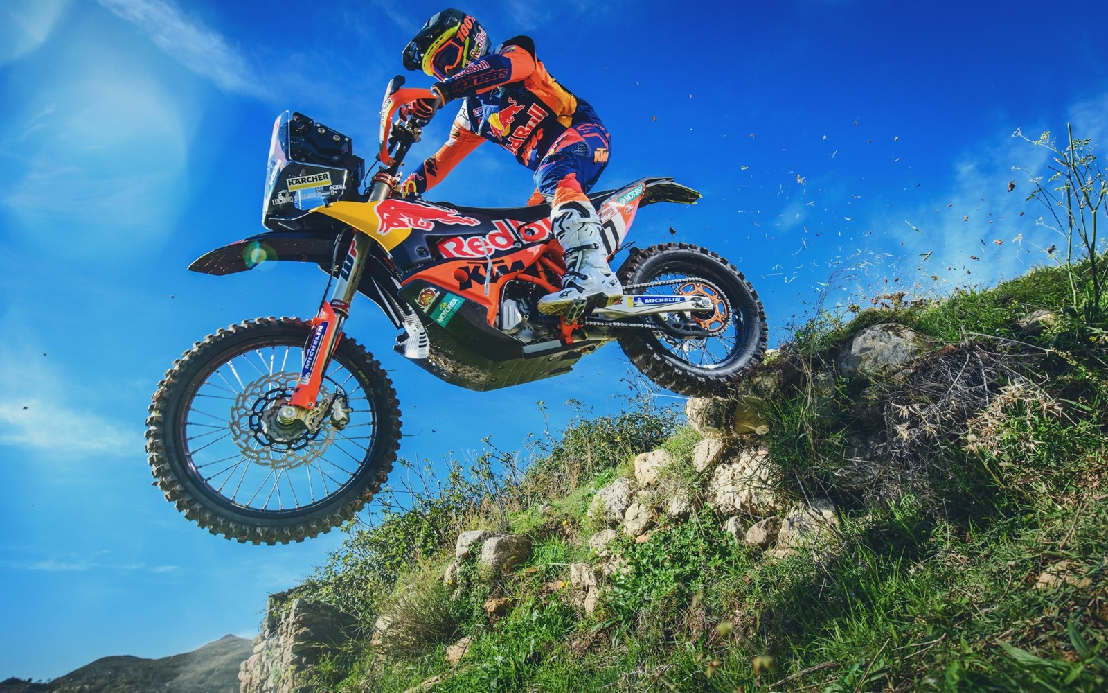 Foto de KTM 450 Rally Dakar 2019 (15/116)