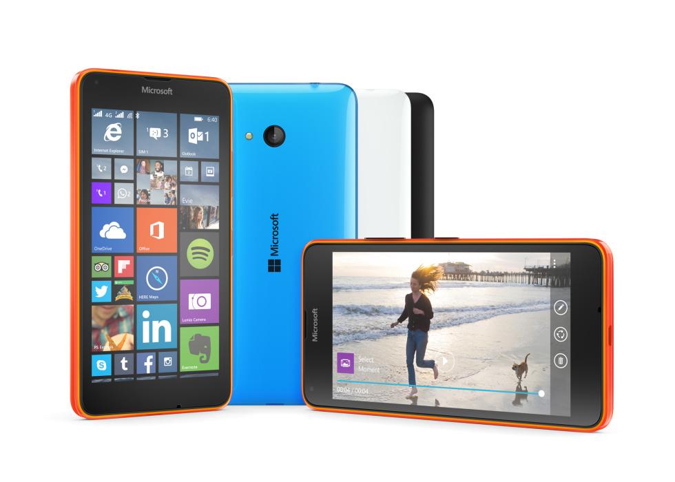Foto de Microsoft Lumia 640 (8/8)