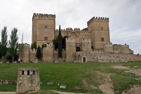 Castillo De Ampudia 1