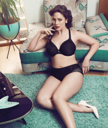 Ashley Graham Elomi Ss2014