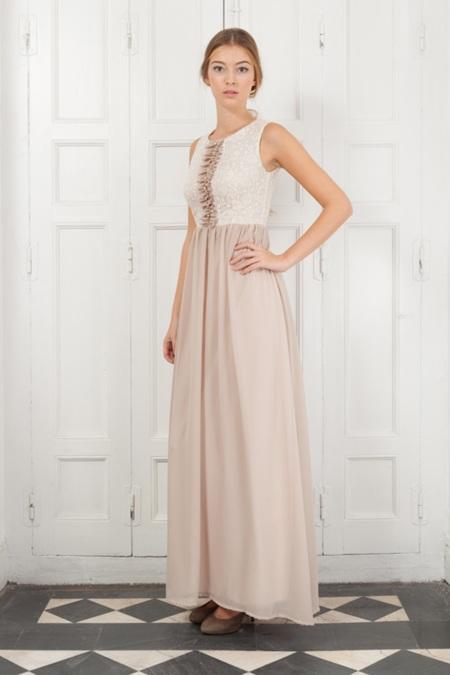 2ac6bffe4a Los 13 vestidos largos de boda con los que conquistarás a todos (menos al  novio)