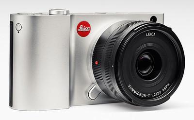 Leica T, toda la información sobre la primera CSC de Leica