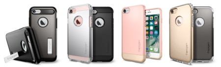 carcasa iphone 7 spigen