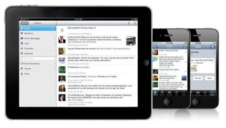 Echofon 4 para iOS, nueva actualización del cliente de Twitter para iPhone y iPad