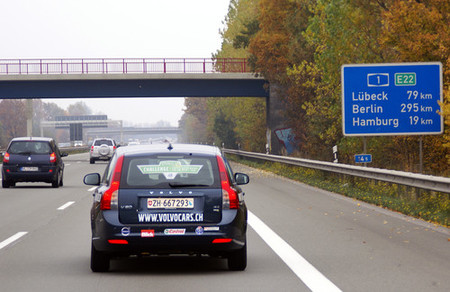 Volvo reclama su carácter eficiente