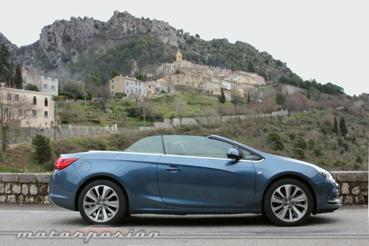 Foto de Opel Cabrio 2013 (presentación) (37/52)