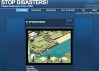 Stop Disasters, juego online de la ONU