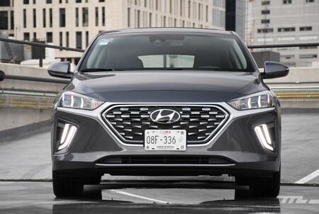 Hyundai Ioniq 2021 Hibrido Mexico Opiniones Prueba 3