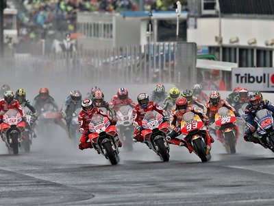 Un final que vuelve a empezar de cero: MotoGP se enfrenta al duelo Márquez vs Dovizioso