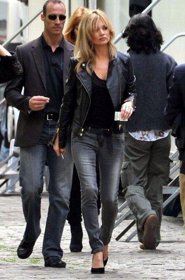 Kate Moss es la nueva colaboración de Mango para el próximo Otoño-Invierno 2011/2012
