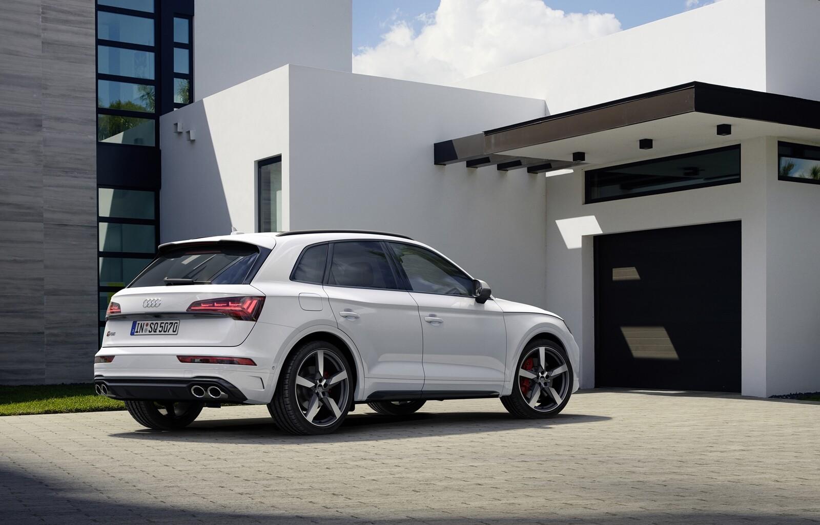 Foto de Audi SQ5 TDI 2021 (16/17)