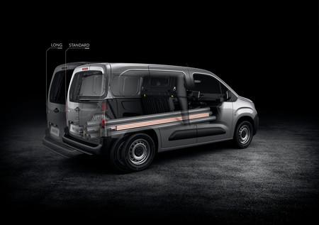 Peugeot Partner 2020 2