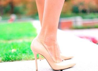 Los Stilettos Más34, te ayudarán a corregir tu postura y alargarán tus piernas