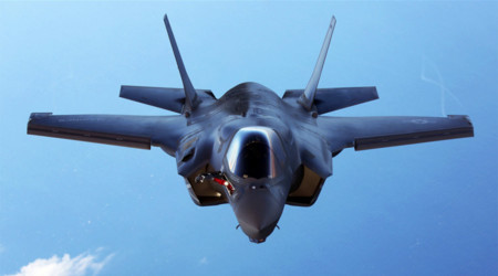 El F-35 puede conquistar los cielos sin necesidad de disparar un solo misil