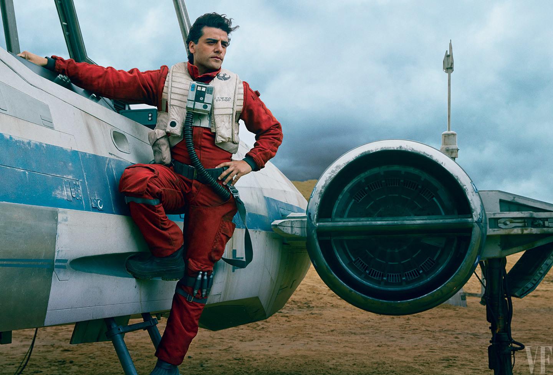 Foto de Los protagonistas de 'Star Wars: El despertar de la fuerza' (14/17)