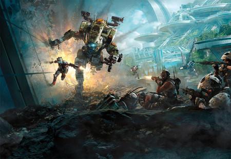 Llega Titanfall 2
