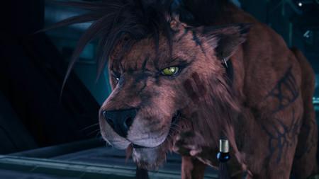 Red XIII no será jugable en esta primera parte de Final Fantasy VII Remake, pero nos asistirá en los combates